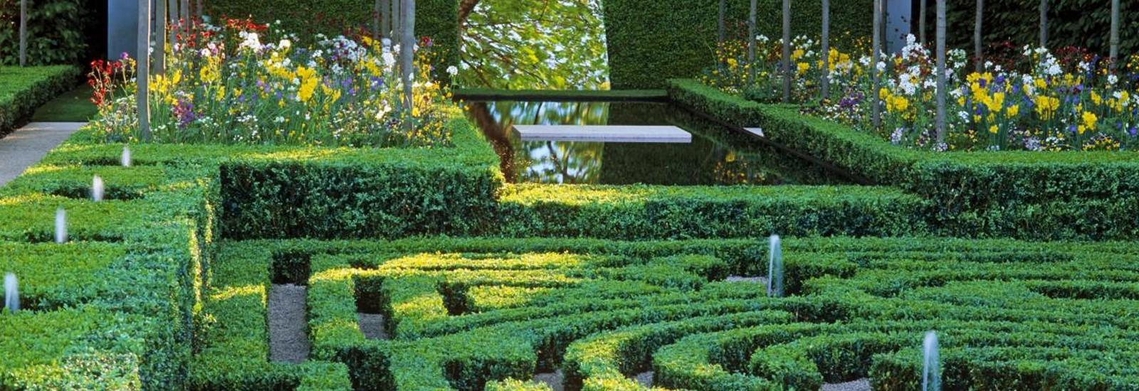 Ogród-formalny